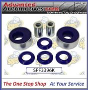 Ford Focus SuperPro Polyurethane Front Lower Control Arm Inner Rear Car Bush Kit